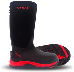 Otway Barnyard Hi Ladies High Leg Insulated Gumboots