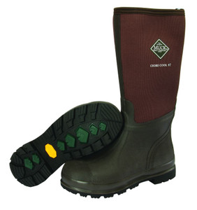 Muck Boots Chore High Cool Steel Toe Cap Waterproof Safety Boots With Coolmax Lining