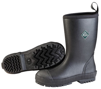Muck Boots Chore Slip and Chemical Resistant Mid Insulated Waterproof Boots