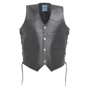 Johnny Reb Tasman Leather Vest