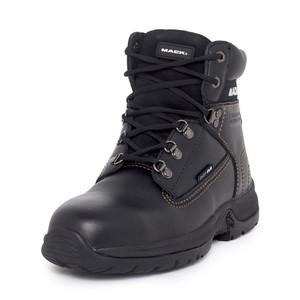 Mack Boots Bulldog 2 Steel Toe Work Boots Black
