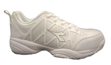 Diadora Utility Comfort Worker Safety Shoes with Composite Toe Cap White
