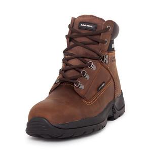 Mack Boots Bulldog 2 Steel Toe Work Boots Brown