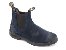 Blundstone 1462 Limited Edition Indigo Blue Suede Leather Boots
