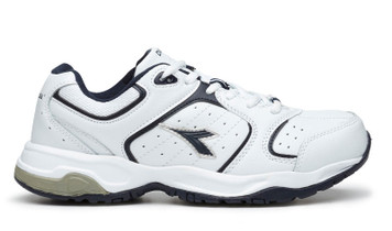 Diadora Flexi Trainer II Mens Training Shoe Wht Navy