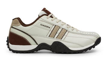 Diadora Joe Mens Casual Shoe Beige