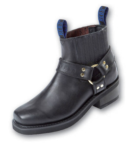 Johnny Reb Classic Short Motorcycle Boot