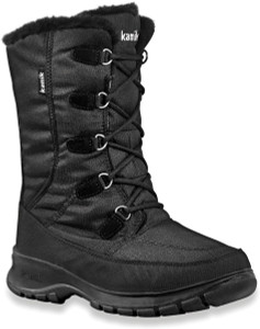 Kamik Snow Boots Women's Brooklyn Black