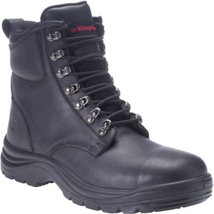 KingGee Cook Leather Safety Work Boots