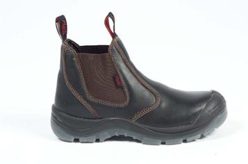 Mack Boots Piston Steel Toe Work Boots