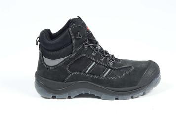 Mack Boots Turbo Steel Toe Hiker Boots