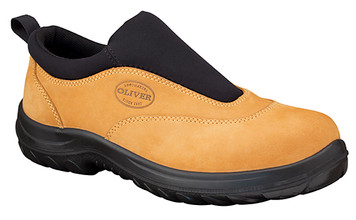 Oliver Boots ST34-615 Slip-on Sports Shoe with Toe Cap