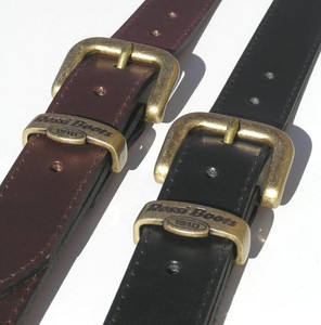 Rossi Leather Belt