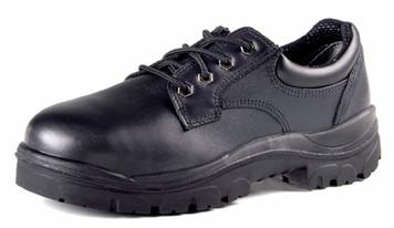 Steel Blue EUCLA Derby Lace up Steel Cap Safety Shoe