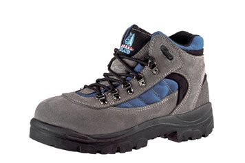 Steel Blue WAGGA 135mm Ankle Length Lace Up Hiker