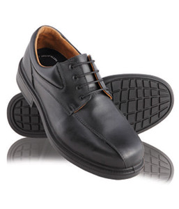 Steel Blue Manly Executive Steel Cap Safety Shoe