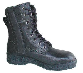 Taipan Fire Boots, High Leg, Side Zipper, Soft Toe