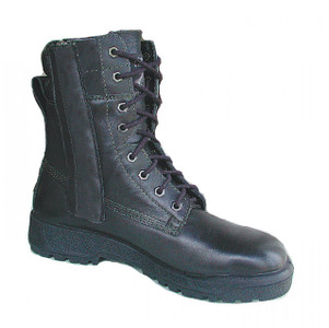Taipan Fire Boots, High Leg, Steel Cap, Side Zipper 5097
