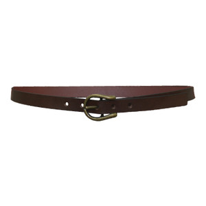 Thomas Cook Womens 20mm Horseshoe Belt, Brown