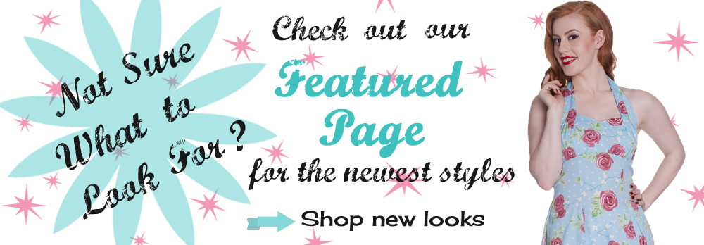 Check out our Featured Items !