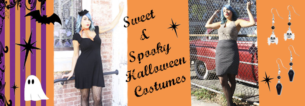 Sweet and Spooky Halloween Costumes