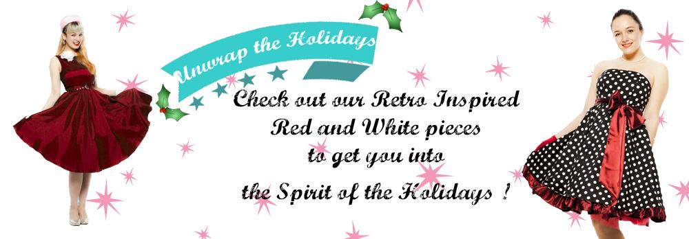Unwrap the Holidays !