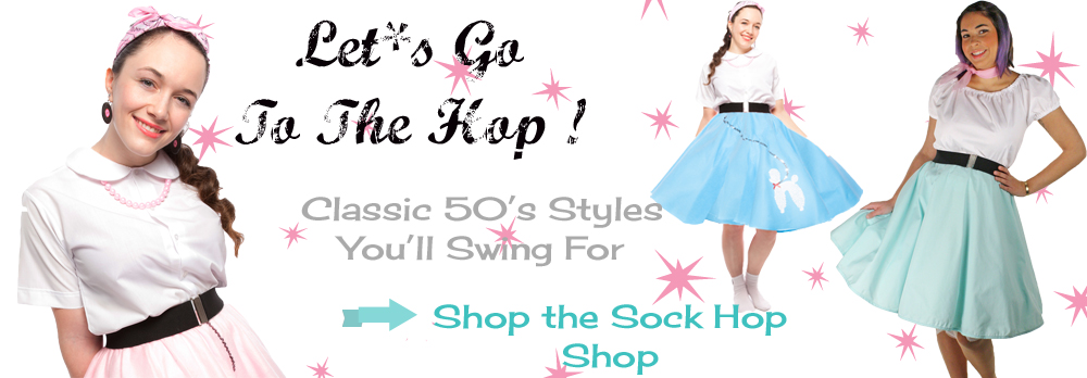 Sock Hop Shop !
