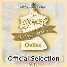 Best Vintage Shops Online Official Selection 2013