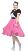 Bobby Soxer Circle Skirt