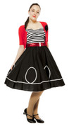 New Colors! Ric Rac Circle Skirt