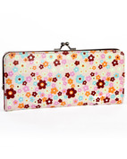 Hey Viv Floral Wallet Clutch