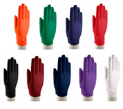 Wrist Length Dress Gloves - Dress Up, Church, Formal - 9 Colors -  Free Organza Gift Bag
