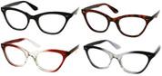 Hey  Viv ! Retro 50s Nerd Glasses