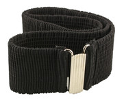 "Hey Viv ! 2"" Wide Black Retro Stretch Cinch Belt"