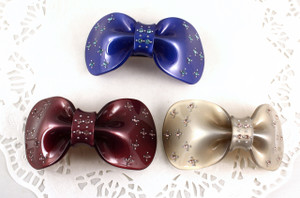 Bow Clips from Medusa's Heirlooms at Hey Viv !