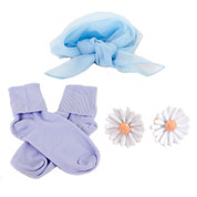 Daisy Blues  - 3 Piece Set