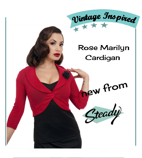Cute Retro Style Tops at Hey Viv