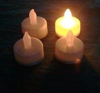 Flameless Tealight Candle