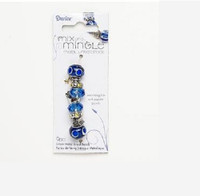 Moon and Stars beads