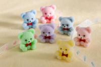 Mixed Pastels Bears
