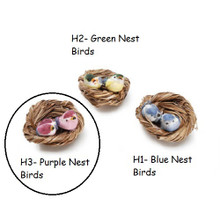 H3 Purple Nest