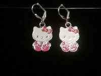 Hello Kitty Earrings- different colors and styles