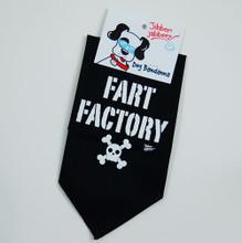 Fart Factory - Dog Bandanna