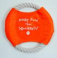 More fun than squirrels - Doggie Disc