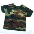 Major Trouble - Toddler Tee