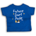 Future Surf Dude - Baby & Toddler Tee