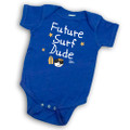 Future Surf Dude - Baby One Piece