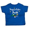 Mountain dude - Baby & Toddler Tee