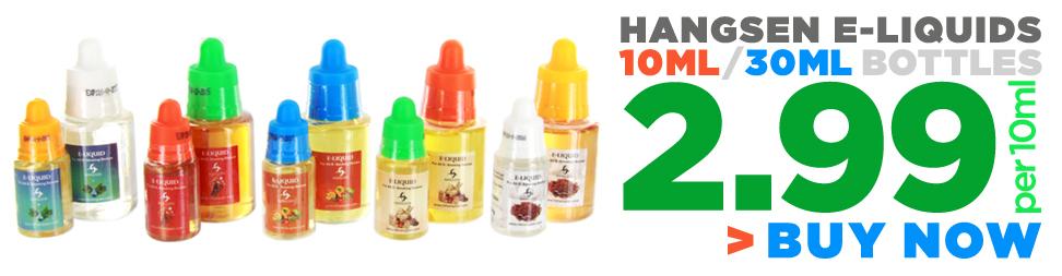 Hangsen e-Cigarette e-Liquid