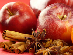 Apple Mix ≈ (Apple Cinnamon Cranberry) Hangsen e-Liquid